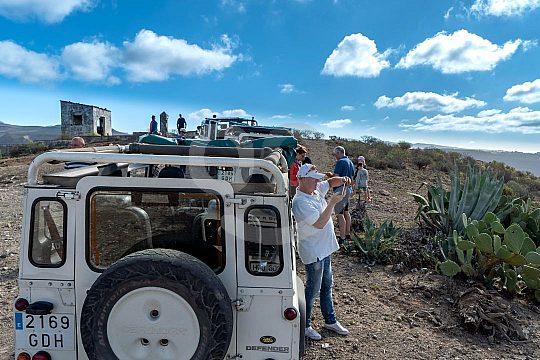 Descubre Gran Canaria en Jeep