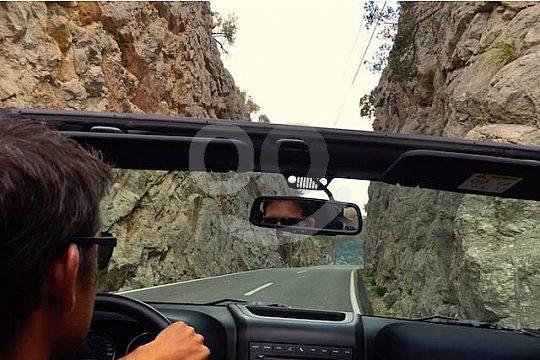 carreteras estrechas