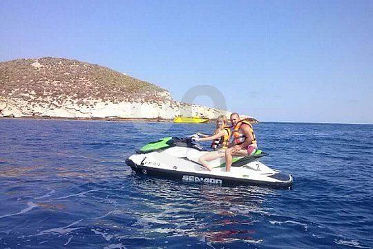 Costa Blanca moto de agua