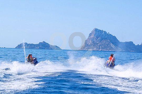 Jet ski Tour Ibiza