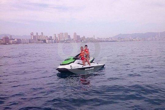 Benidorm jetski excursión