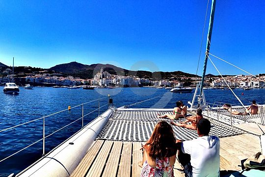 Catamarán Net Catamarán Tour Mallorca