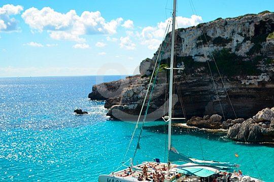 Excursión en catamarán por Palma de Mallorca