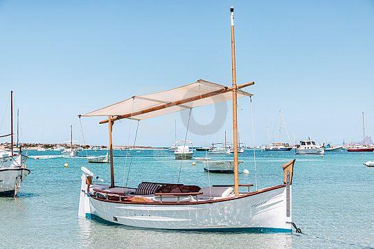 Alquiler barco formentera sin licencia