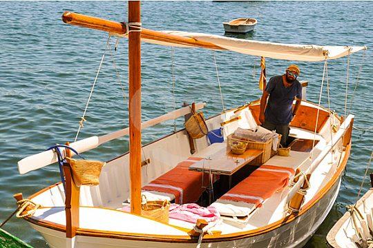 alquiler un barco en Portocolom