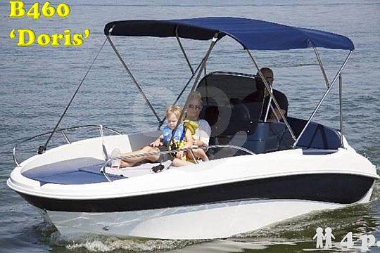 Motorboot Doris auf Mallorca mieten