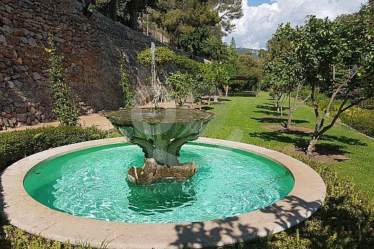 Springbrunnen La Granja Esporles