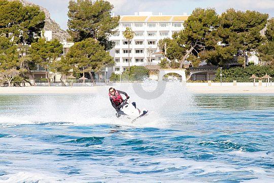 Alcudia Wassersport Jetski