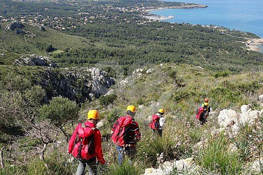 abenteuerliches Trekking auf Mallorca