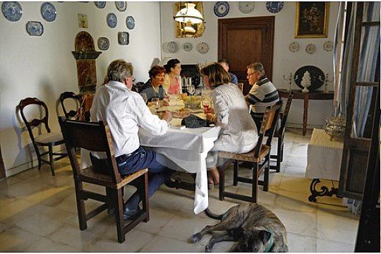 cata de vinos y tapas en Mallorca