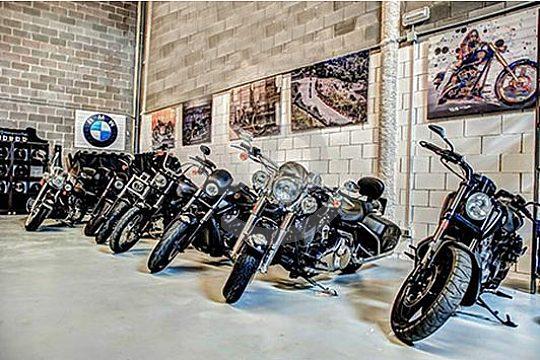 Mallorca Harley Tour ab Palma