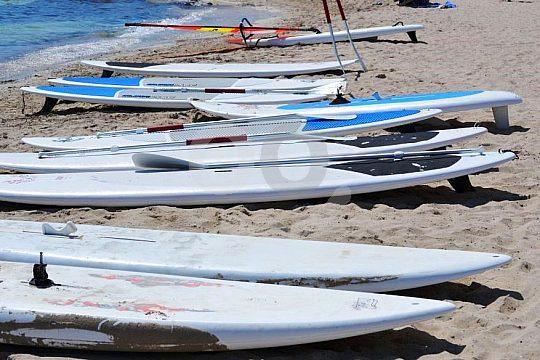 Surfboard leihen in Mallorca Nord