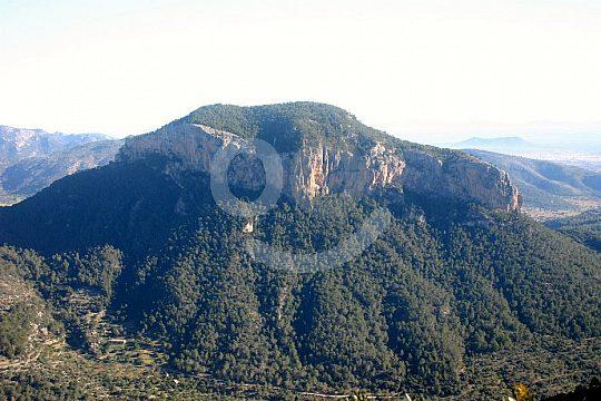 Castillo de Alaró senderismo
