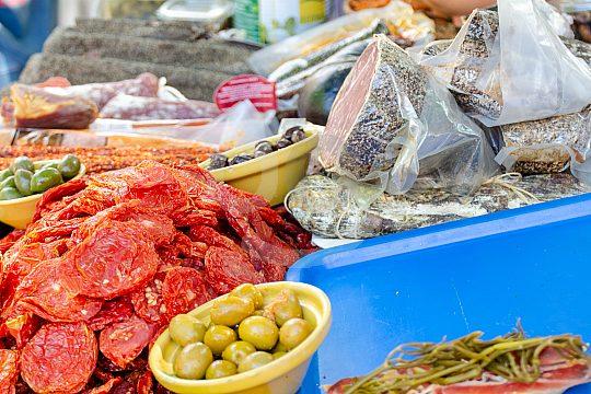 Frische Produkte auf Mallorcas Märkten