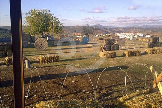 Andalucia campo de paintball