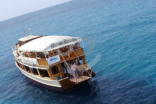 Mallorca excursión barco de fiesta