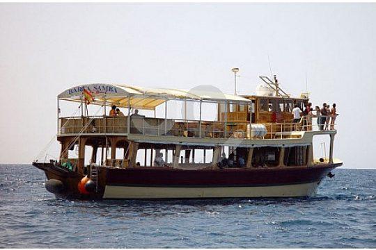Barca Samba fiesta en barco Mallorca