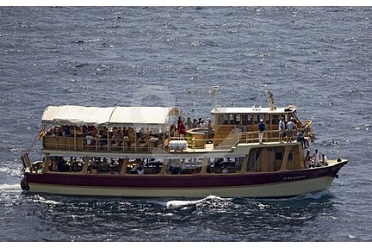 Mallorca barco de fiesta Palma