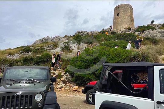 visitar un torre en Mallorca