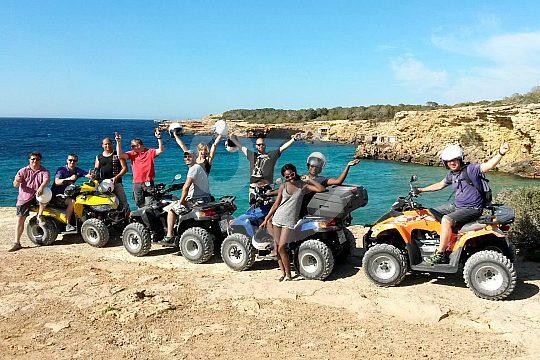 Ibiza Quad Tour