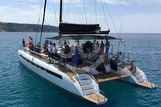 Alquiler de catamaranes en Palma de Mallorca