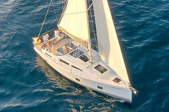 Segelboot auf Gran Canaria mieten