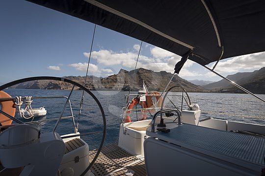 Tagestour auf Segelboot ab Puerto de Mogan