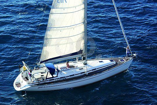 Navegar en velero en Mallorca