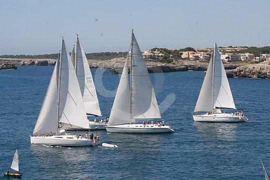 Excursion en velero por Mallorca
