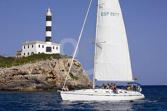 Navegando por Mallorca