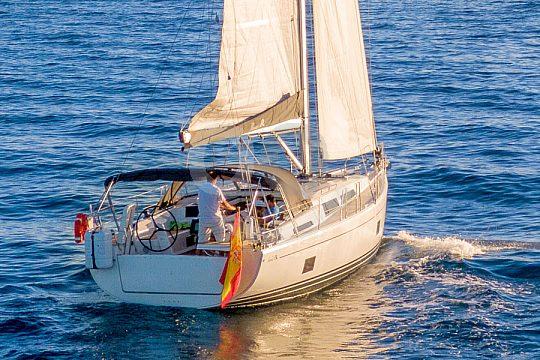 Privater Segeltörn auf Gran Canaria