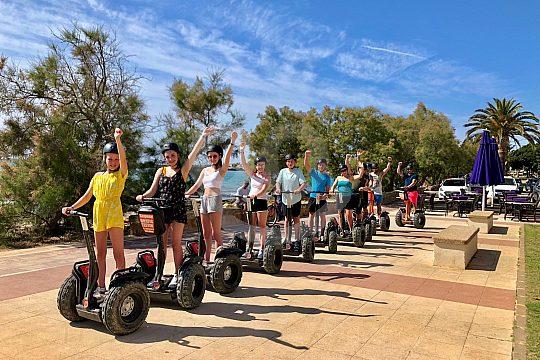 Segway Abenteuer mit Start in Cala Millor