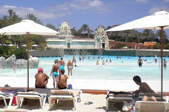 Tenerife Siampark parque acuatico