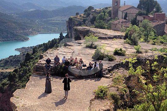 zona vitivinícola del Priorat