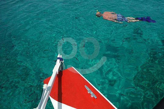 hacer snorkel
