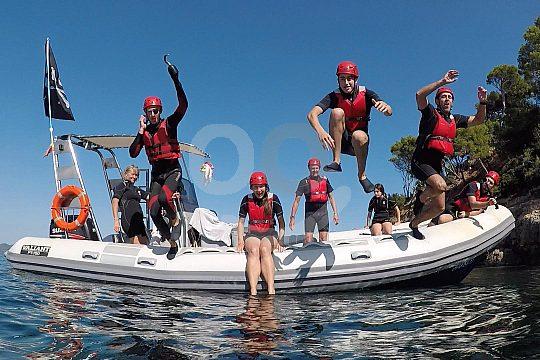 Deportes acuáticos en Mallorca desde Bonaire