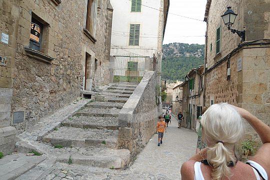 Valldemossa excursión en Mallorca