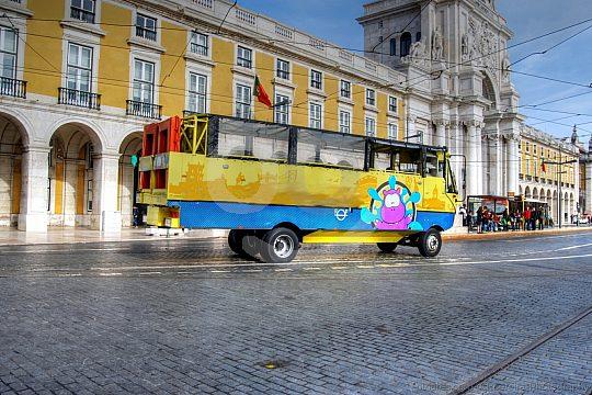 Lugares turísticos en Lisboa
