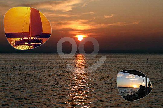 Catamarán Sunset Tour-ab-Calpe
