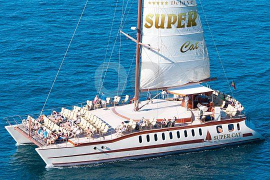 catamarán supercat Gran Canaria