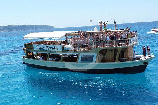 Palma barco de fiesta Mallorca