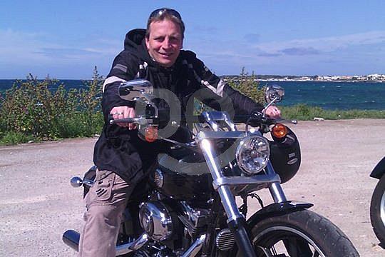 Auf einer Motorrad Tour Mallorca erkunden