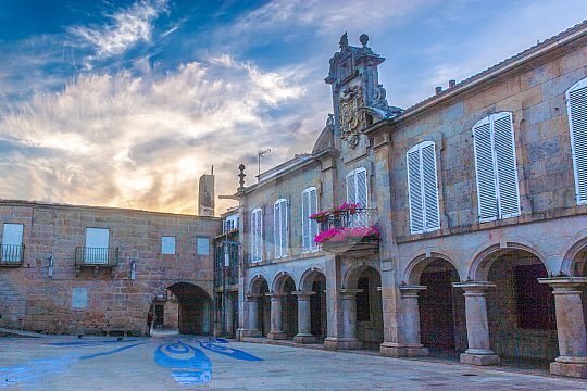 guíado tour por Pontevedra