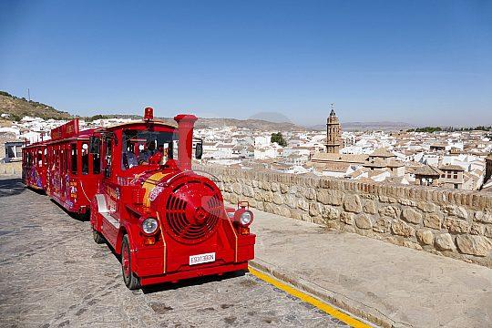 visita turística Antequera con comentario lingüístico