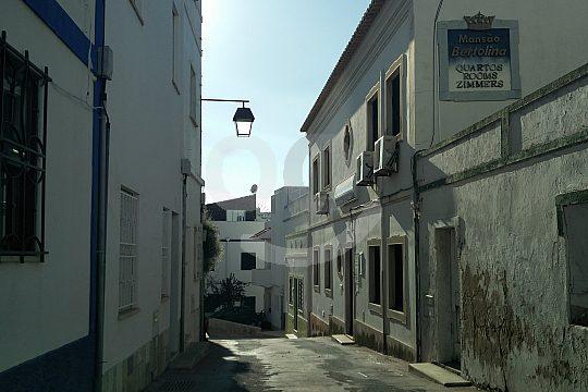 calles estrechas Albufeira