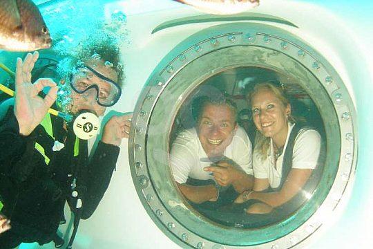 Tour en Submarino Mallorca