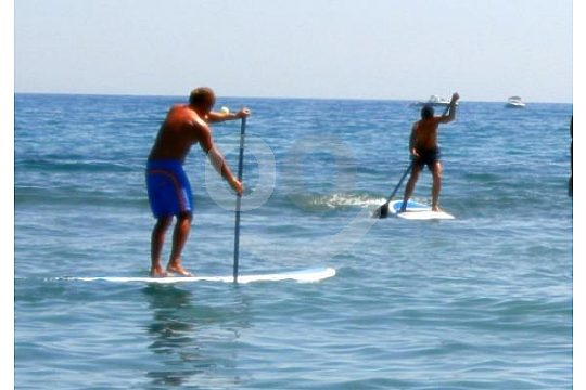 Paddle Boarding in Valencia