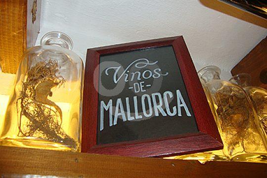 cata de vinos en Mallorca