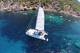 Katamaran chartern auf Mallorca