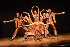 traditionelle Flamenco Show in Barcelona